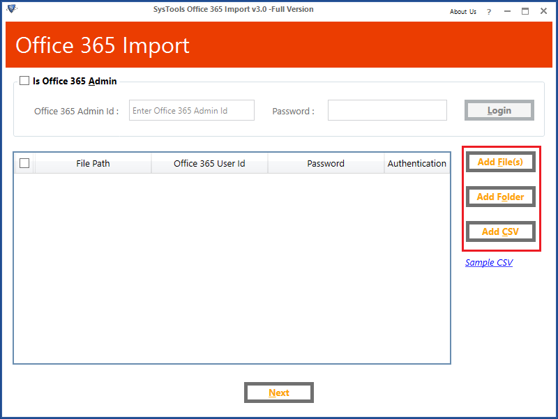 exchange online import mailbox